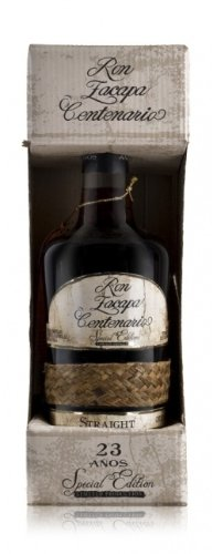 Ron Zacapa Centenario 23 ANOS Straight from the Cask Special Edition