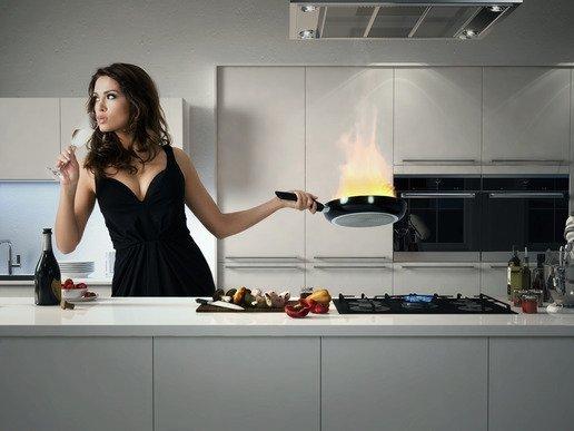 Die Verwendung von Rum in der Küche