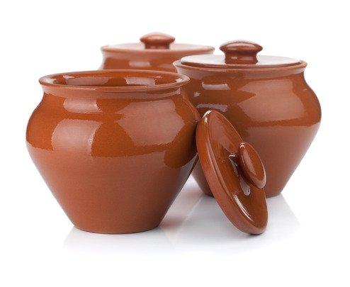Rumtopf, Traditionell im Steinguttopf