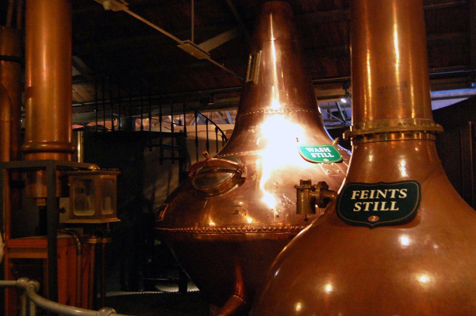 Rum Herstellung nach der Pot Still Destillation