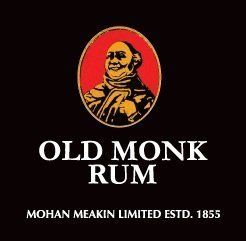 old-monk-rum-label