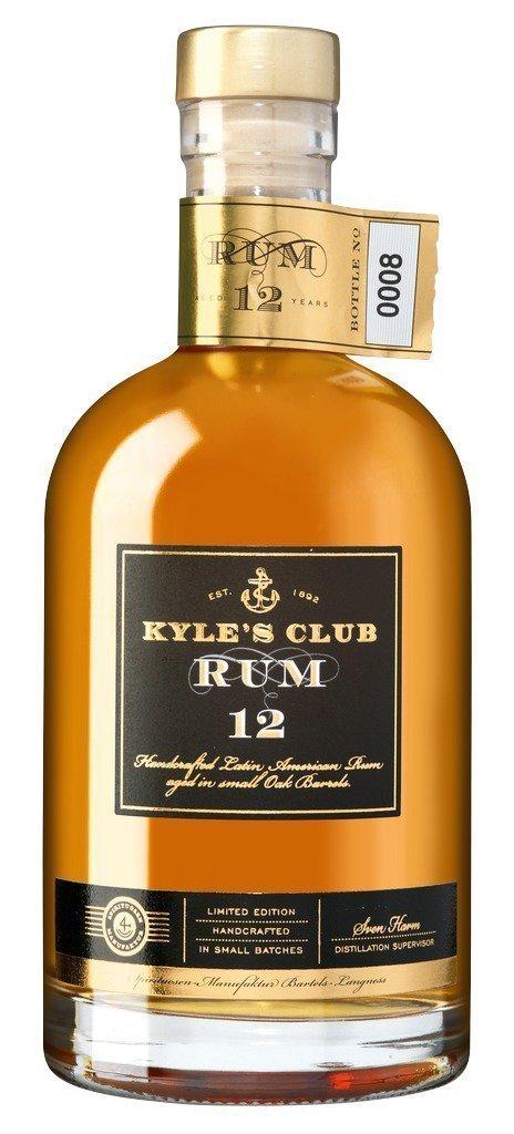 Kyle´s Club Rum von Bartels Langness H.