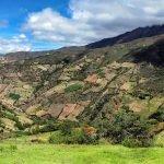 Überblick Berge Venezuela