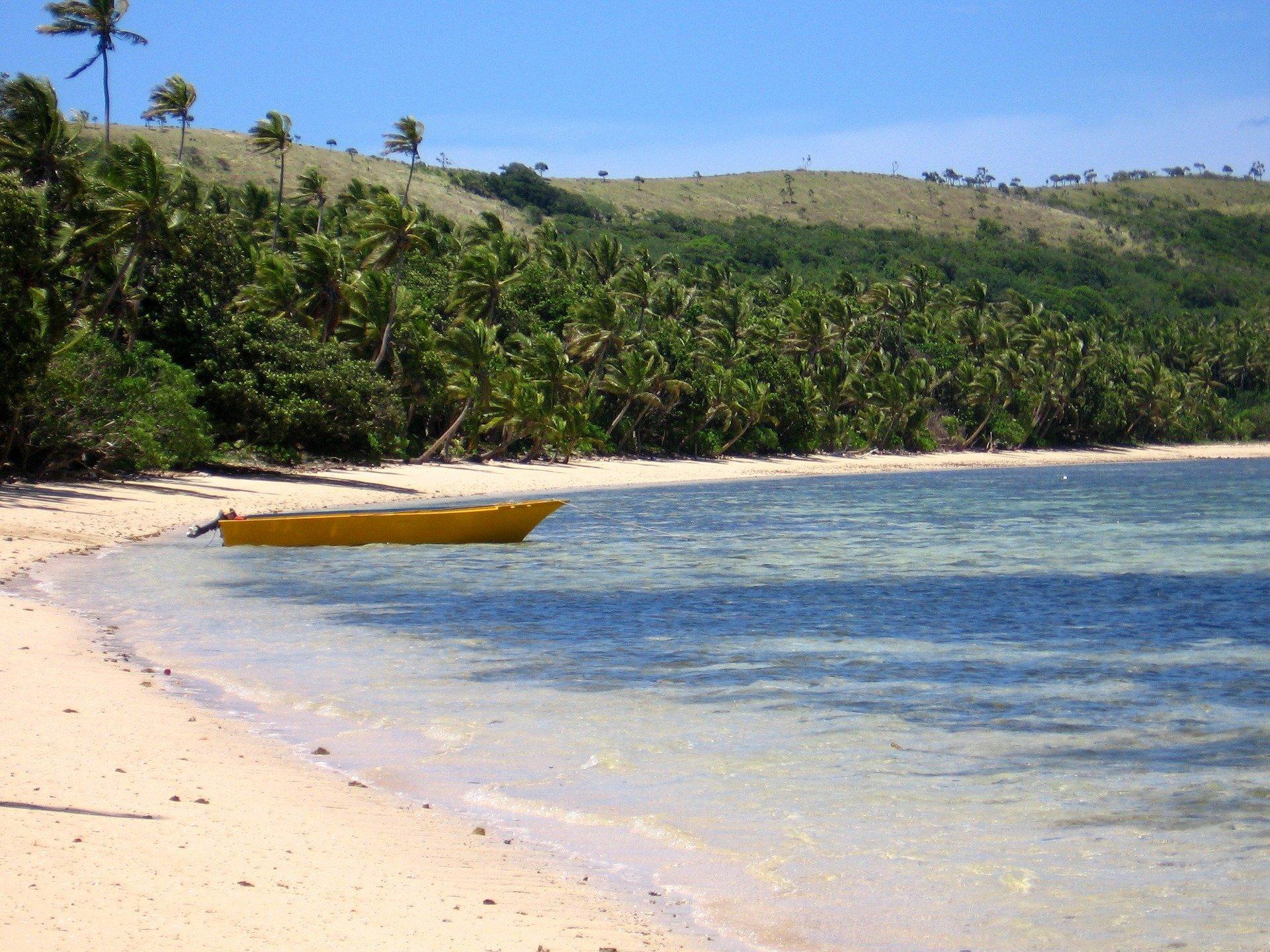 Rum von den Fiji Inseln